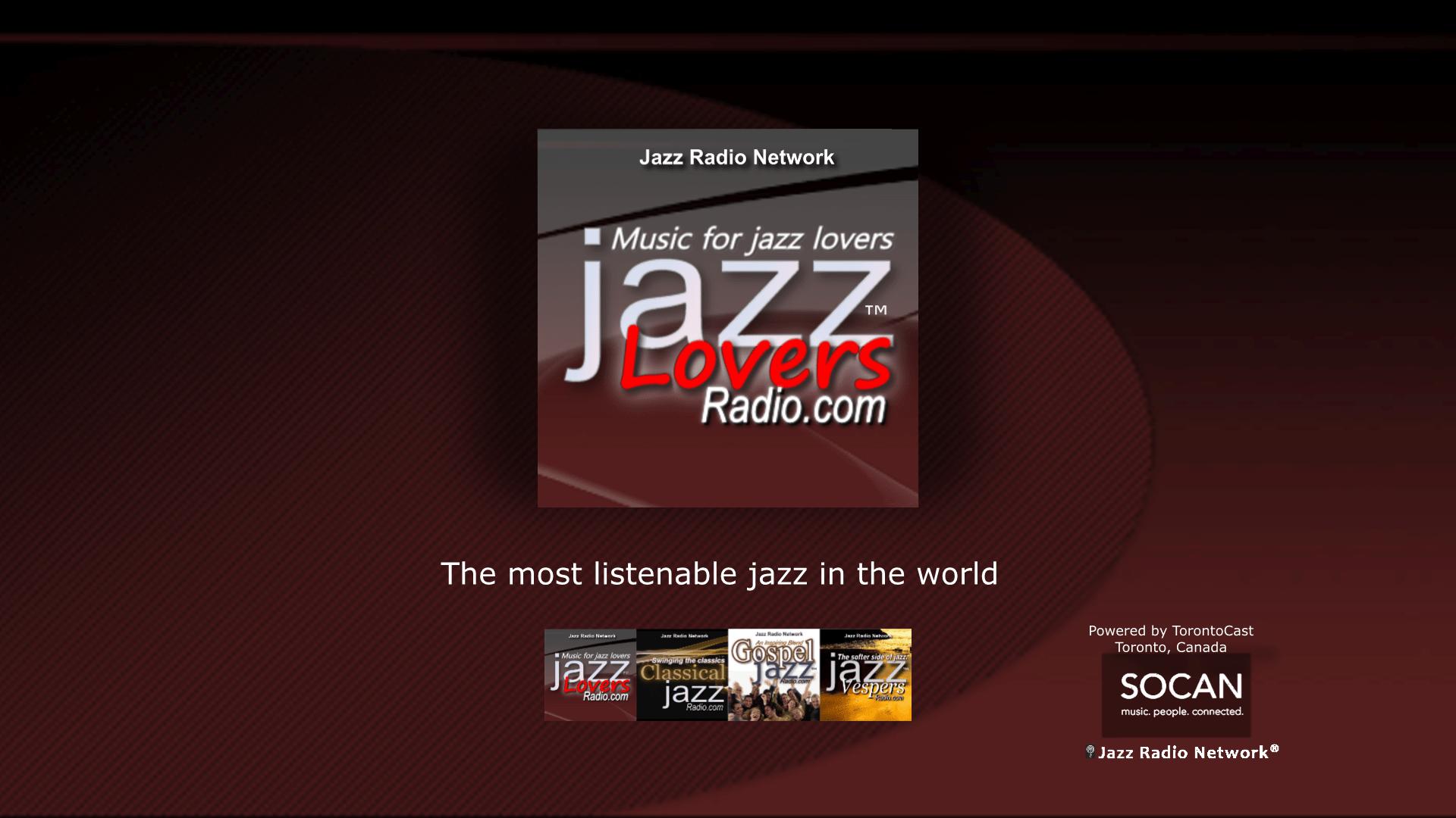 A service of Jazz Radiio Network